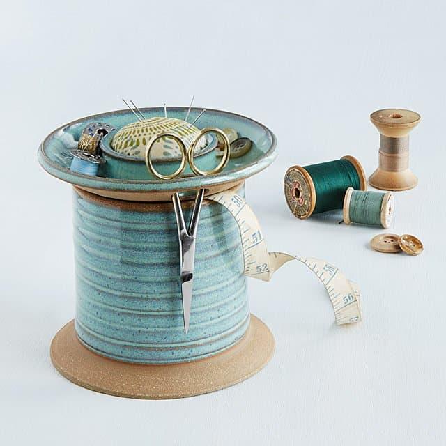 grandma gift: sewing station
