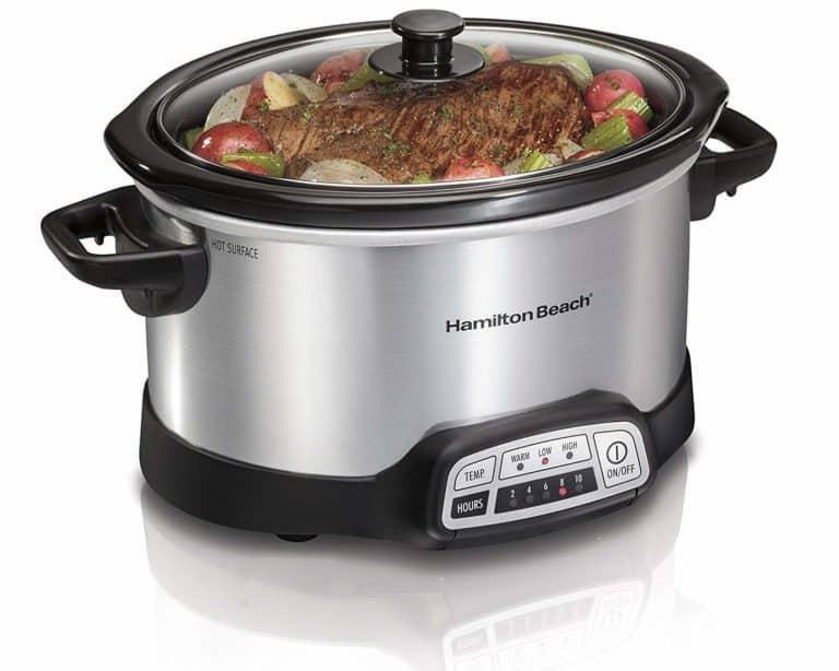 grandma gift idea: electric slow cooker
