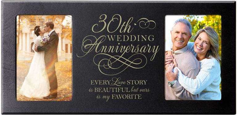 30 year wedding anniversary gifts - wedding beautiful favorite picture