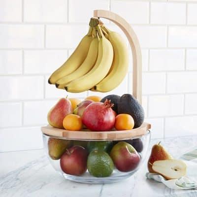 practical gift: just ripe fruit bowl