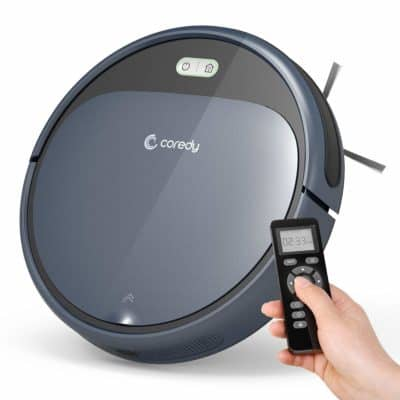 four year anniversary gift idea for her: robot vacuum