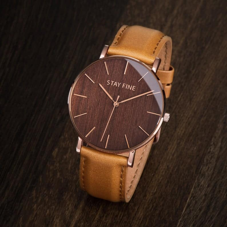 40th anniversary gift for couples men watch