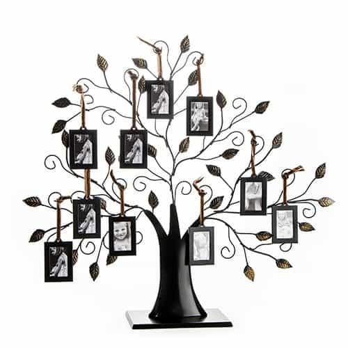 40 th wedding anniversary gift - family tree