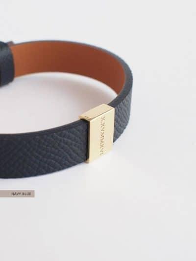 Men Leather Bracelet3 years wedding anniversary