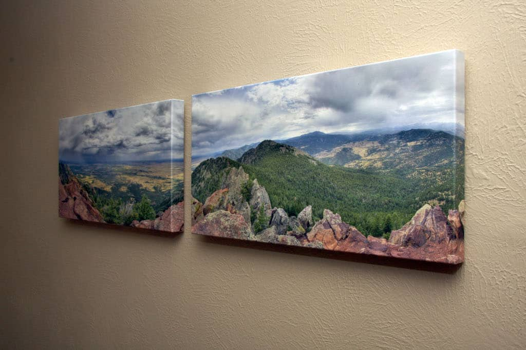 Home Decor 101 – What Is A Canvas Print?