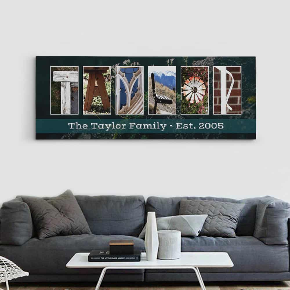 Best Personalized Family Name Signs For Home And Outdoors
