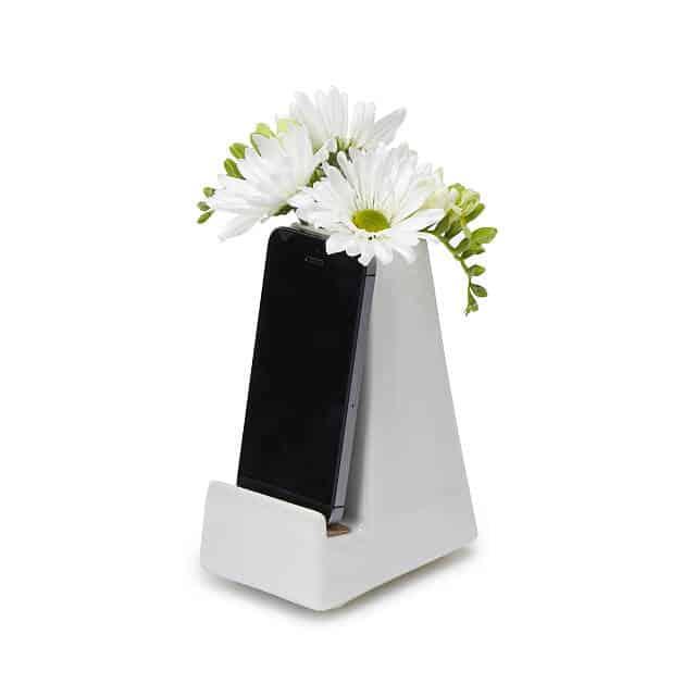 Bedside Smartphone Vase For Women