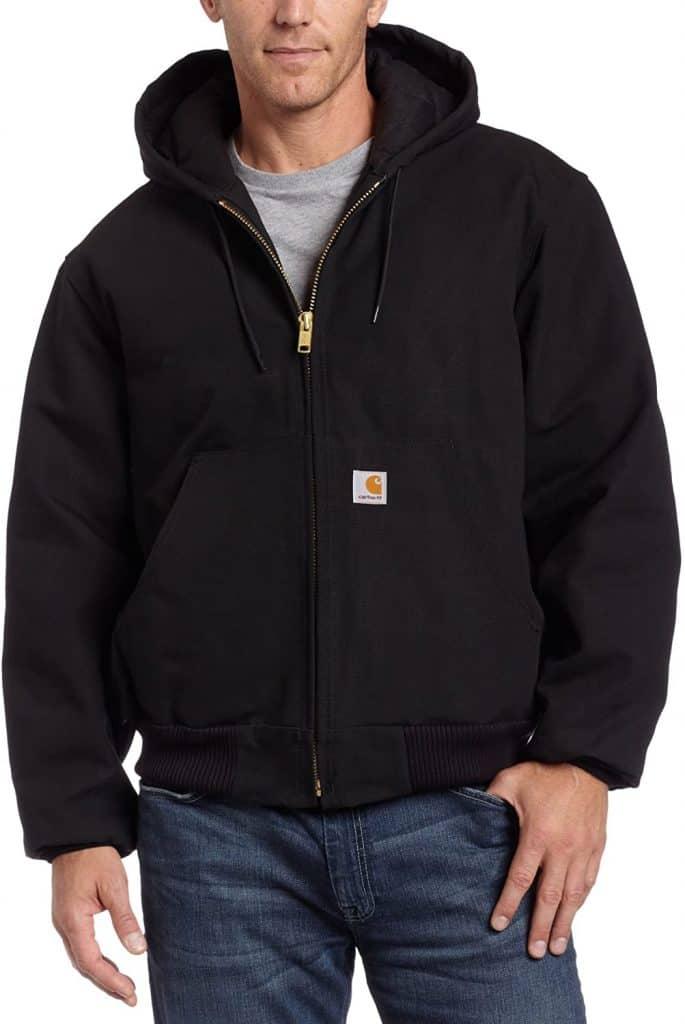 valentine gift idea for men: men's jacket