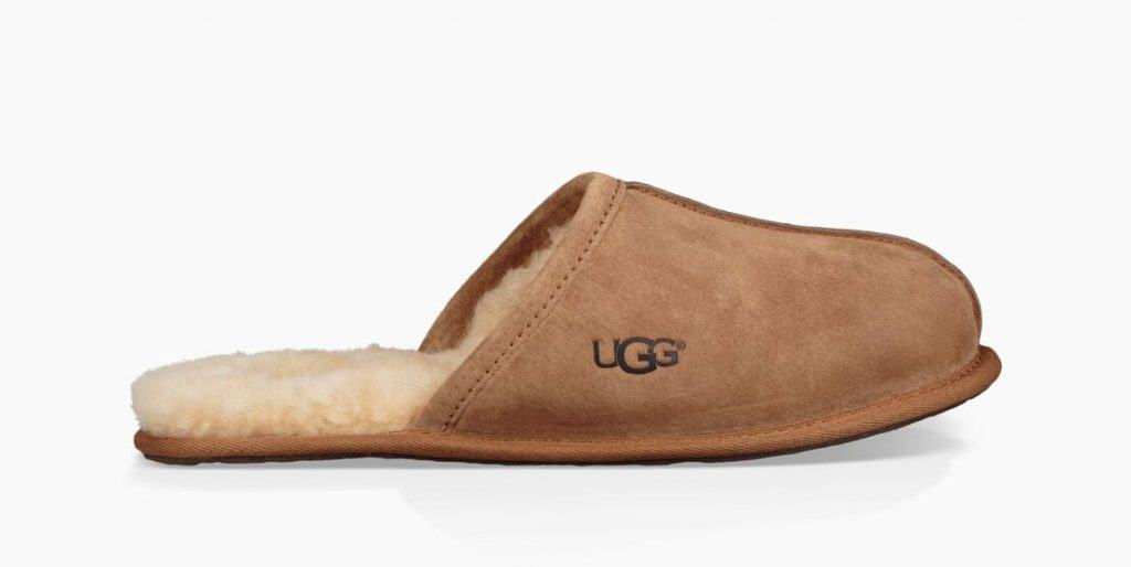 valentines day gift ideas for him: ugg scuff slippers