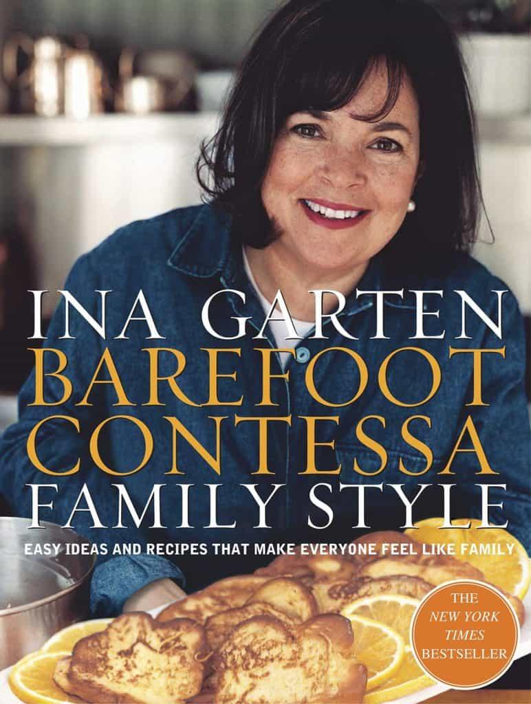 barefoot contessa family cookbook