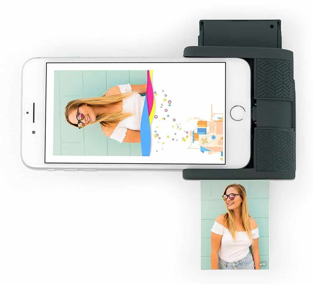 mother to be mother's day gifts: instant photo printer