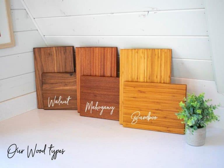 creative gifts grandma - cutting board