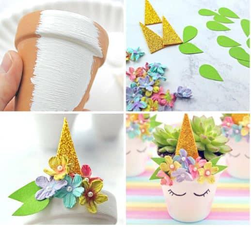 cool gifts for grandma - flower pot