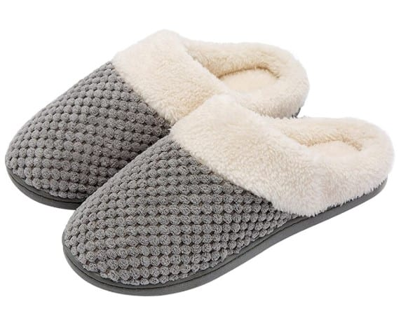 mother's day gifts for grandma - slippers