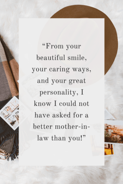 happy mothers day messages for mother-in-law