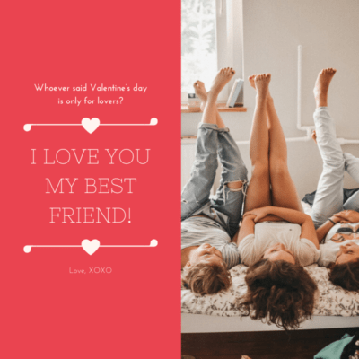 Happy Valentine's Day Messages For Friends