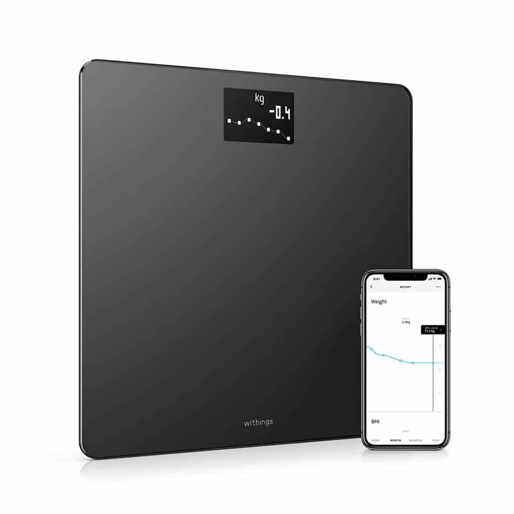Tech gifts for woman - Withings Body