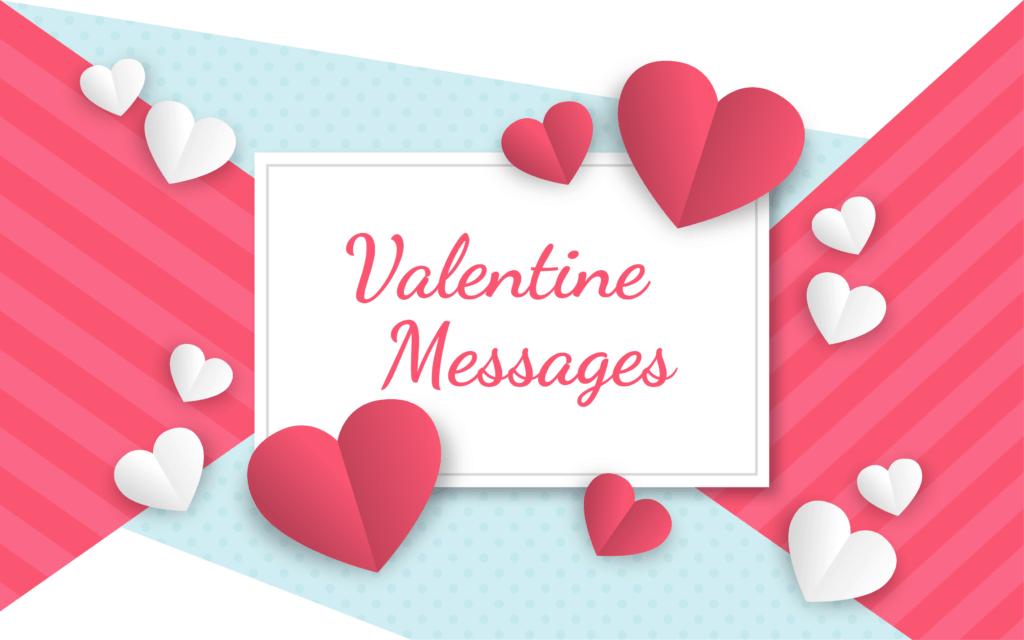 Day texts valentines good Valentine's Day