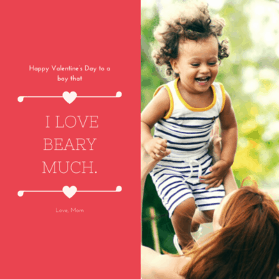 Valentine's Day Messages For Kids