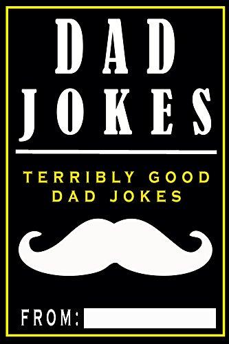 dad joke gag book gifts