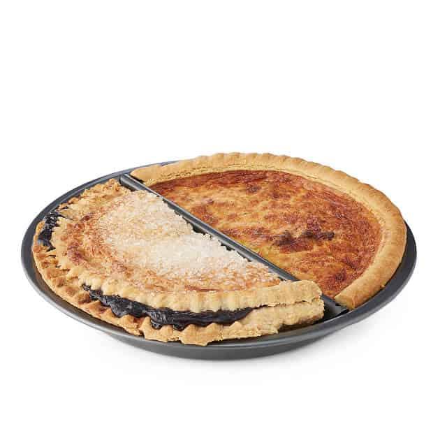 baking gifts - split pie pan