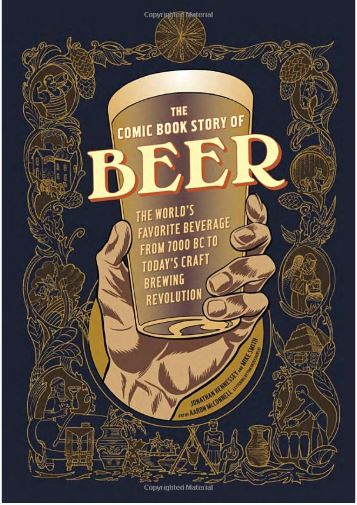 beer gifts amazon - comic book story for beer