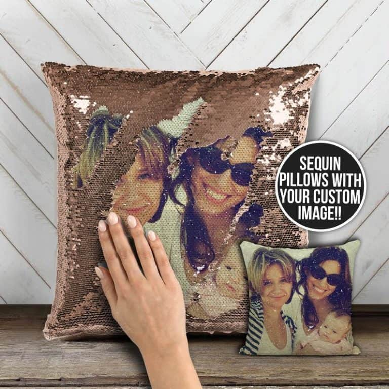 bonus mom gifts - personalized pillow for stepmom
