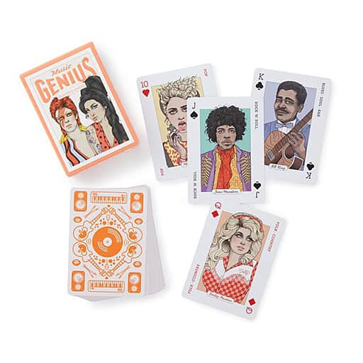 what's a good mother's day present:Deck of card