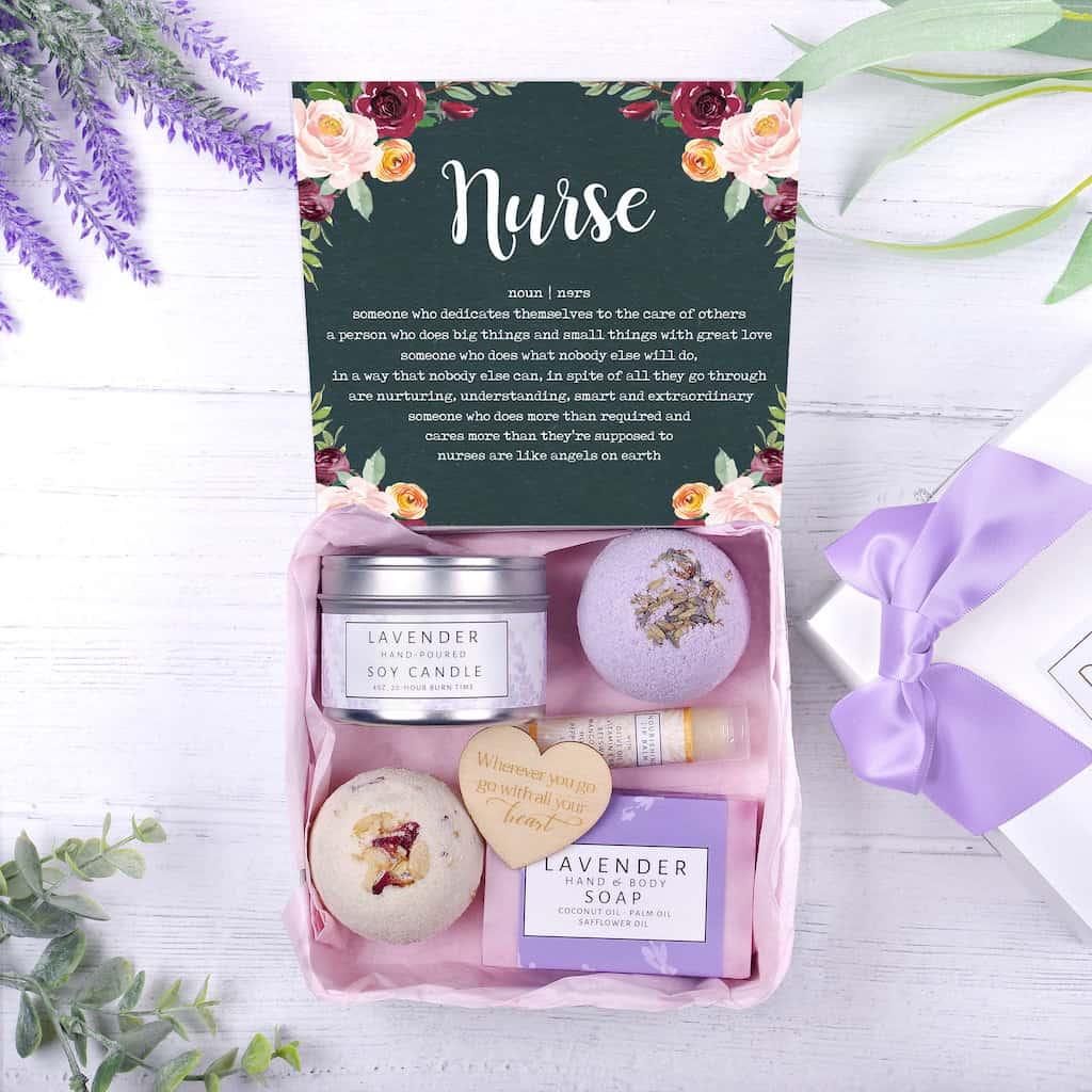 Nurse Appreciation Gift Box Set
