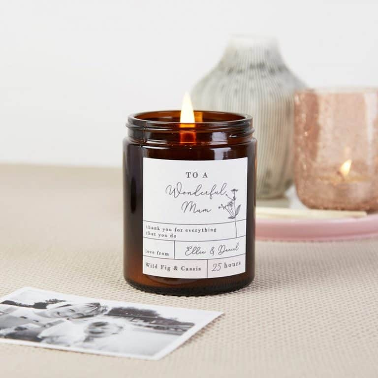 fun mother day gifts - Candle Bundle