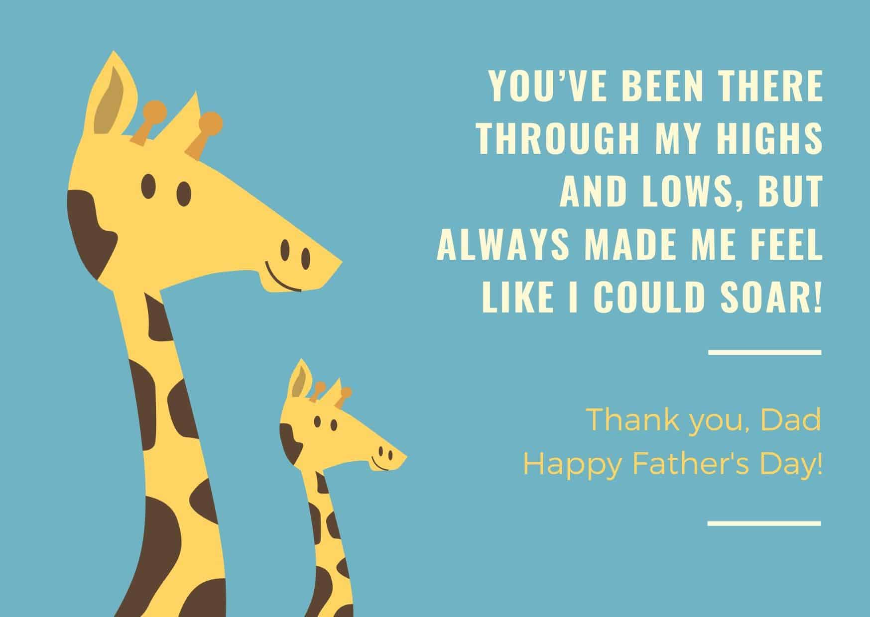 happy father's day messages