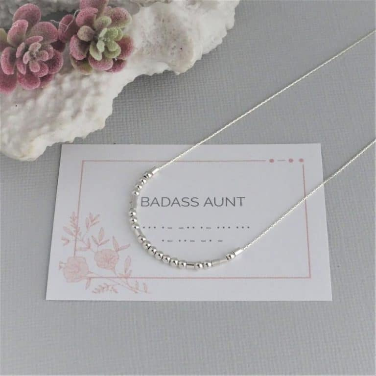 great aunt gifts - necklace jewelry