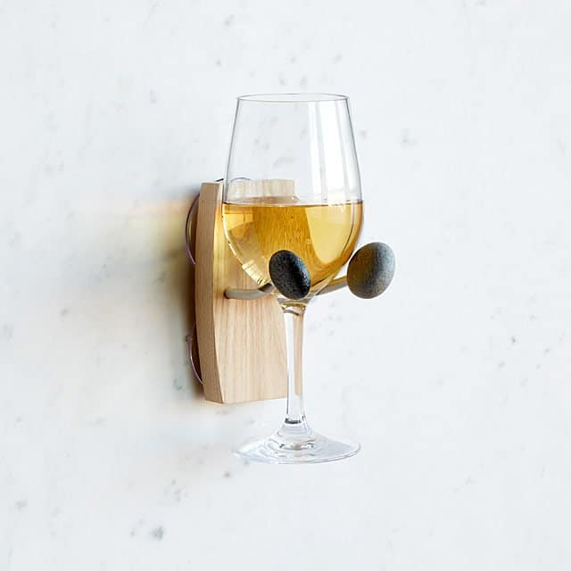 gifts for aunts - wine holder