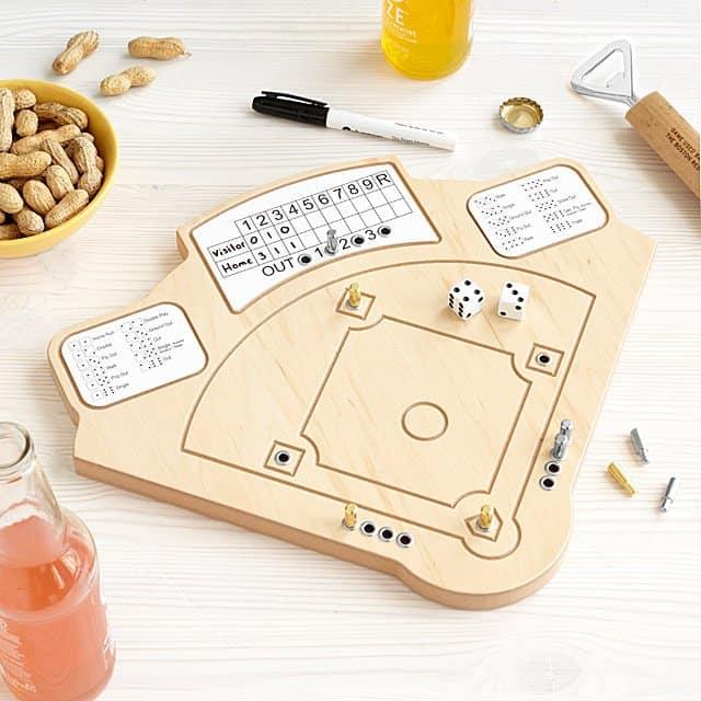 gifts for grandfather - baseball game