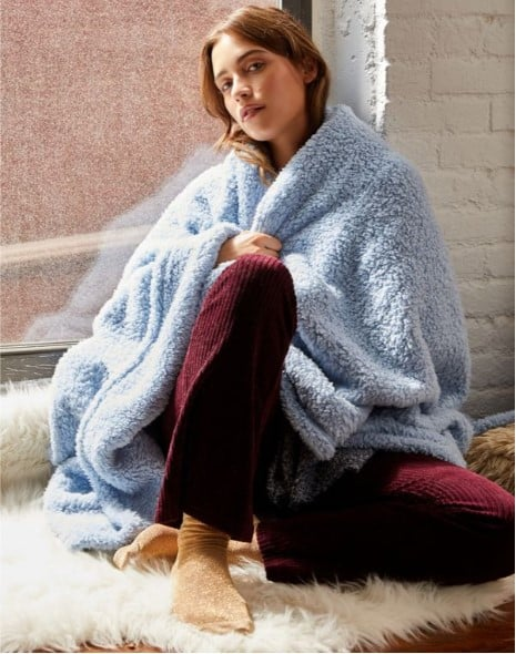 gift ideas for grandfathers - blanket