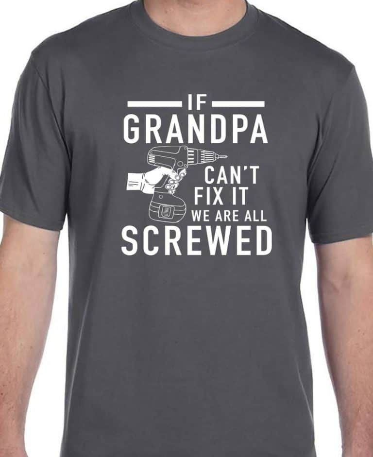 papa gifts - tshirt