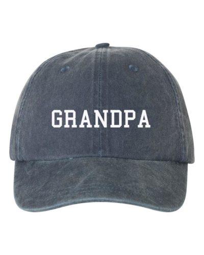 fathers day gift for grandpa: grandpa hat