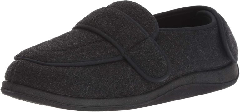 best gifts for grandpa: wool slippers