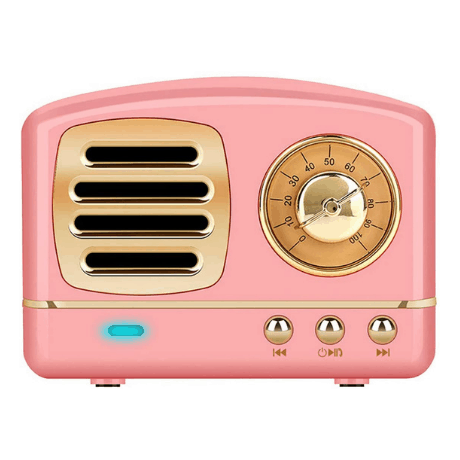Retro Speakers - gifts for sister