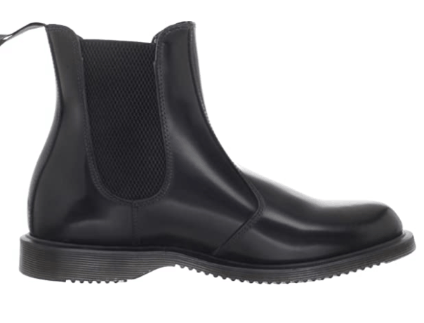 christmas gifts for college girls:Leather Chelsea Boot