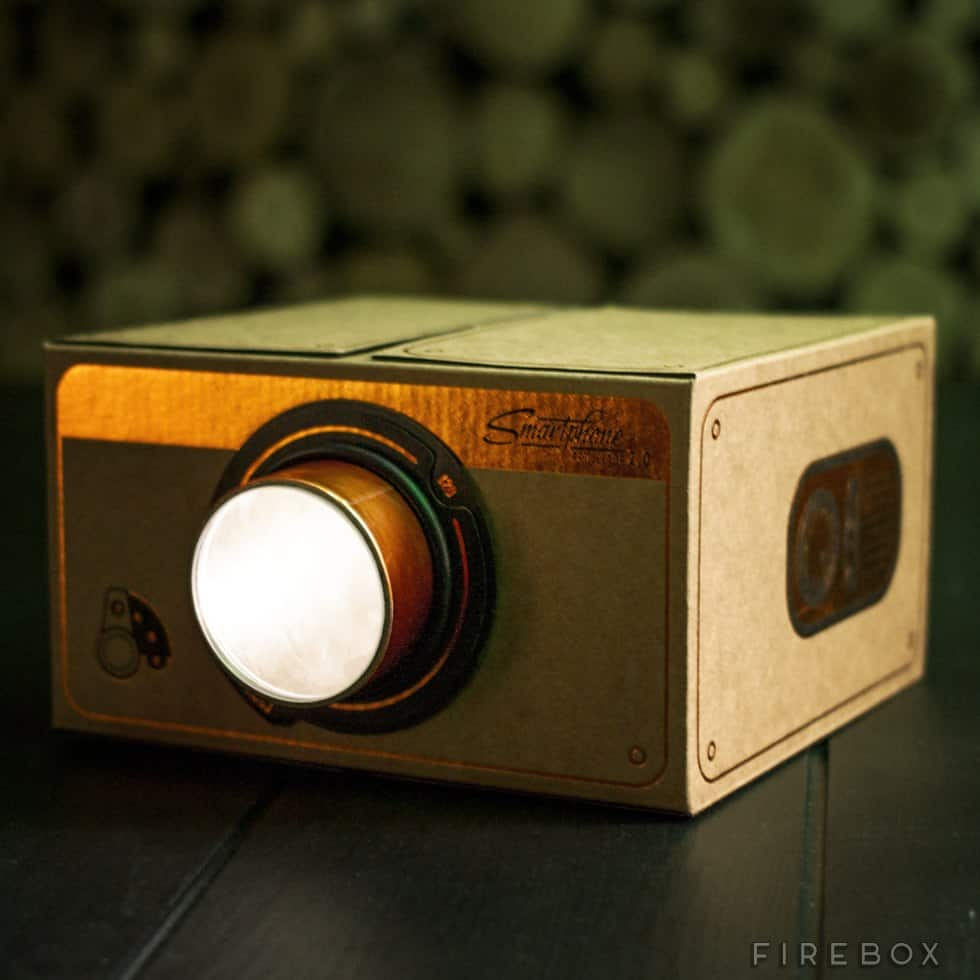 Smartphone Projector 2.0 - Gift For Brother - Man Cave Gift