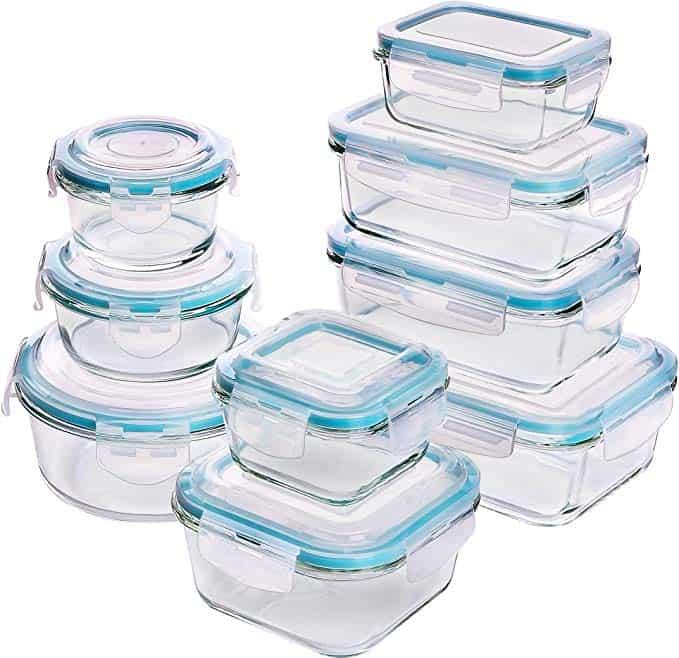 Glass Food Storage Containe
