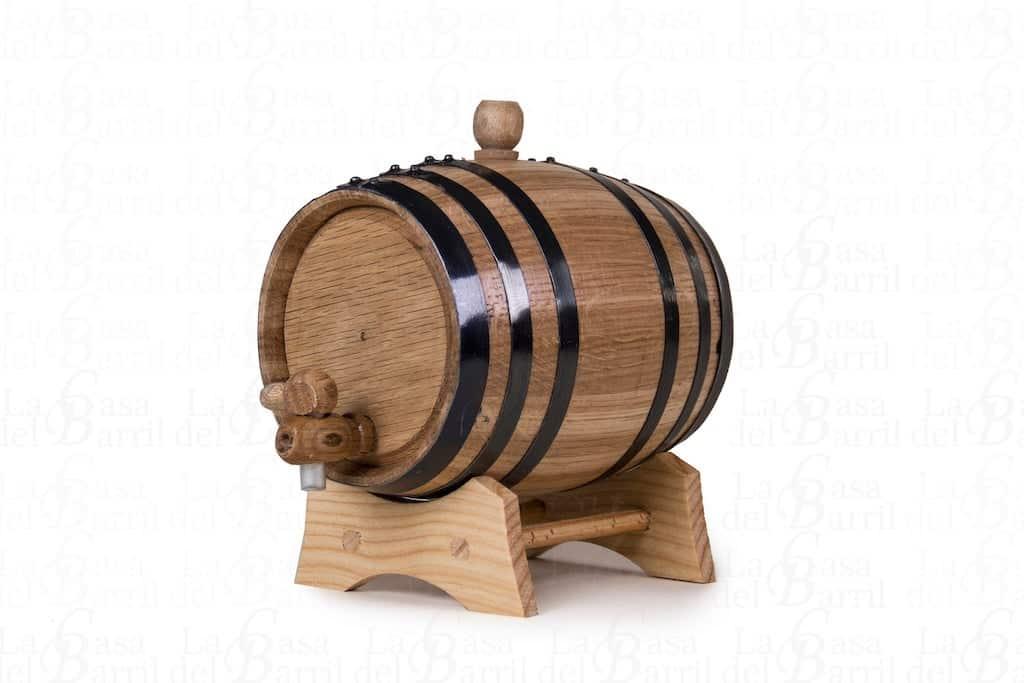 White Oak Barrel - A Must-Have Man Cave Item
