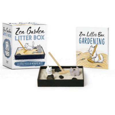 Zen Garden Litter Box