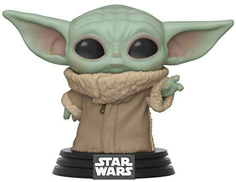 star wars merchandise: baby yoda vinyl figure