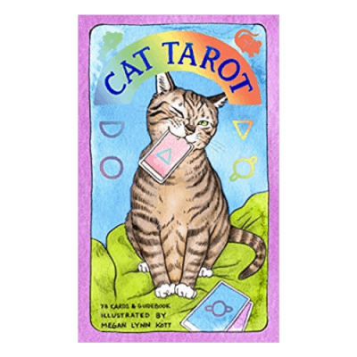 Cat Tarot - gifts for cat lovers