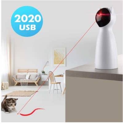 laser automatic interactive kitten