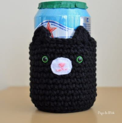 Cat CozyforCold Drinks - cute gifts for cat lovers