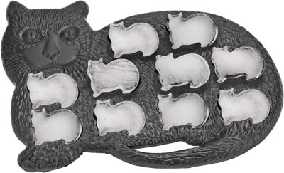 cat stuff for humans - cube tray