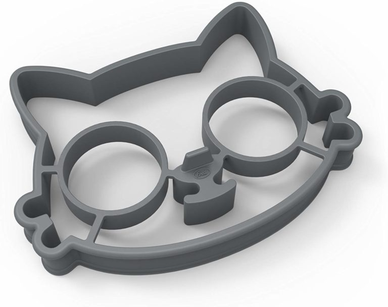 gifts for cat lovers - funny side up silicone